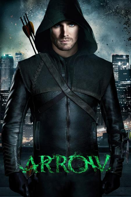 Arrow: Temporada 08