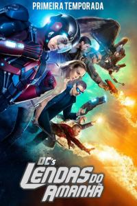 DC's Legends of Tomorrow: Temporada 01