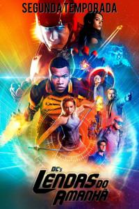 DC's Legends of Tomorrow: Temporada 02