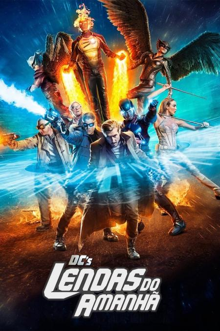 DC's Legends of Tomorrow: Temporada 03