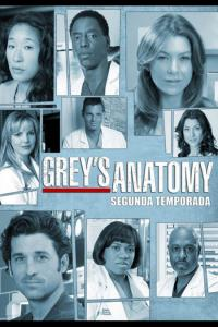 Grey's Anatomy: Temporada 02