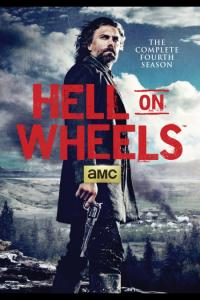 Hell on Wheels: Temporada 04