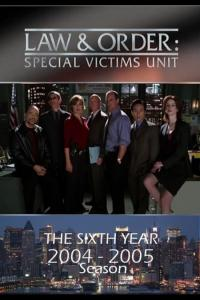Law & Order: Special Victims Unit: Temporada 06