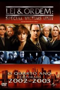 Law & Order: Special Victims Unit: Temporada 04